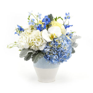 Palmer's Flowers: Blue Sky Bouquet