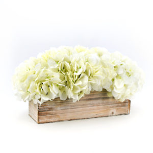 Palmer's Flowers: Whitewash Hydrangea(Silk)