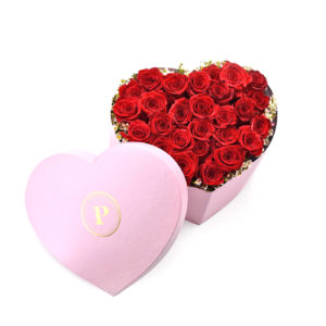 Valentine's Day at Palmer's Flowers - Red Roses - Floral Box Collections
