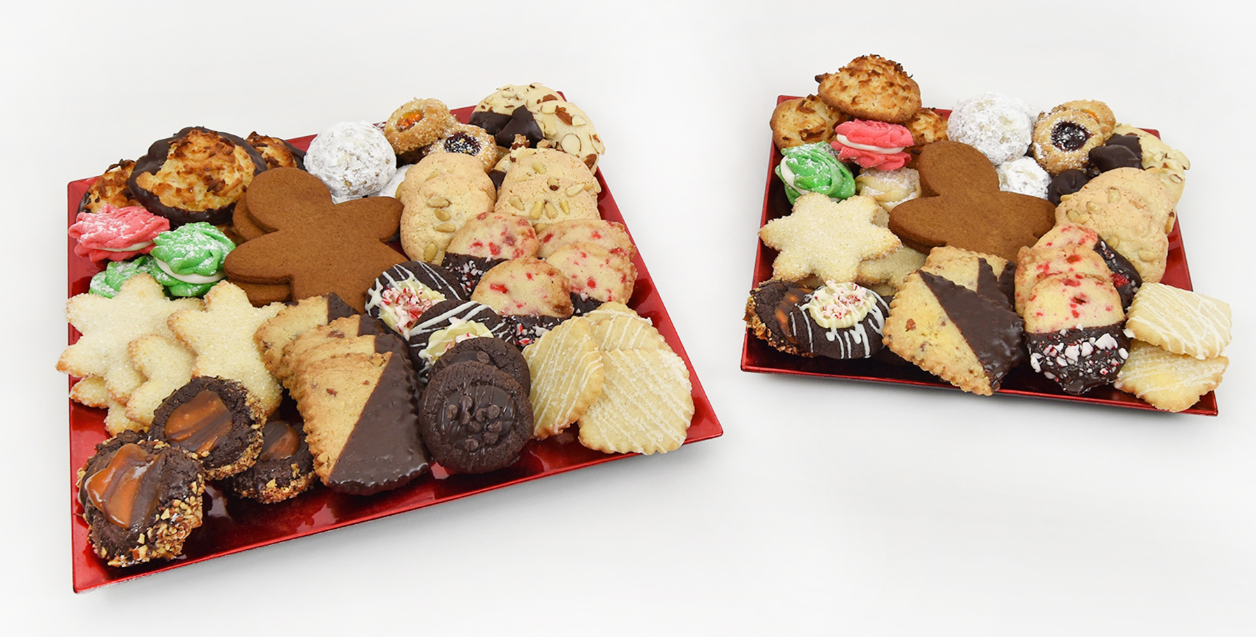 Palmer's Bakery Cookie Platters