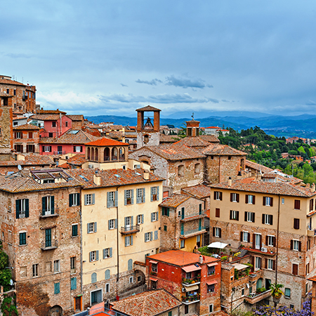 Palmer's Travel Tours - Exclusive Group Travel To Umbria