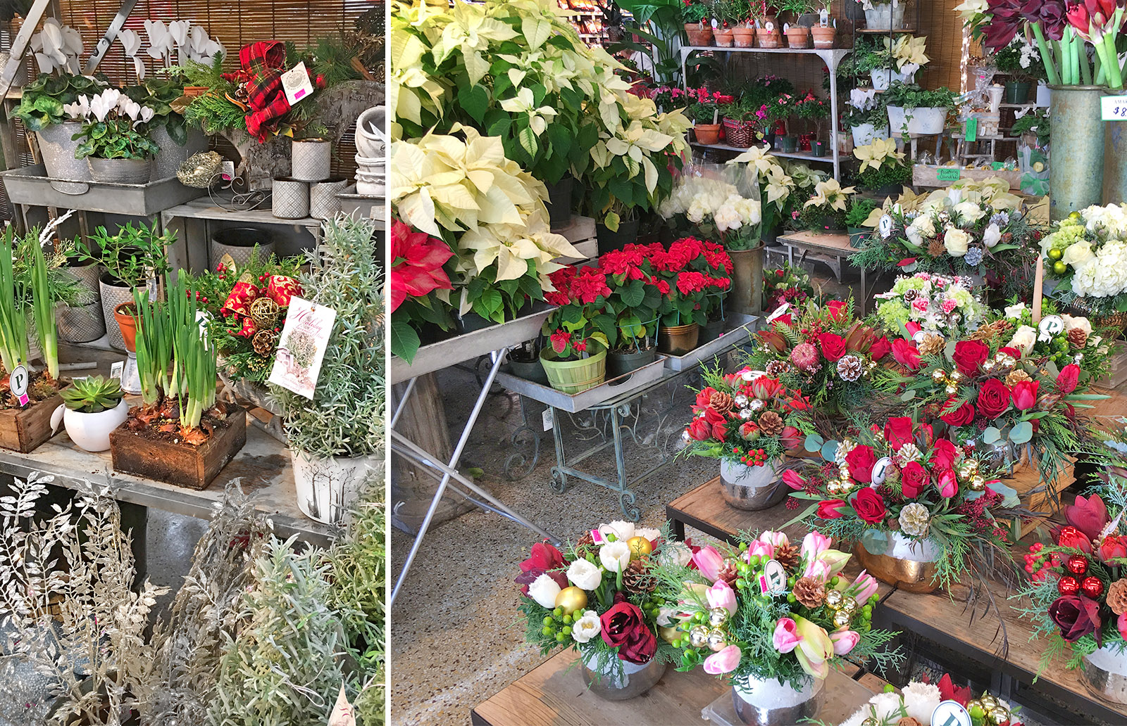 Palmer's Flowers - Holiday Looks & Services