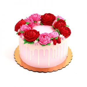 Valentine's Day at Palmer's Bakery - Cake