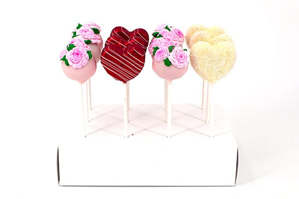 Valentine's Day at Palmer's Bakery - Cake Pops