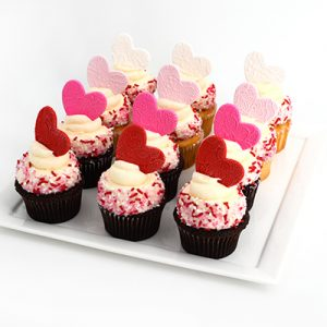 Valentine's Day at Palmer's Bakery - Cupcake
