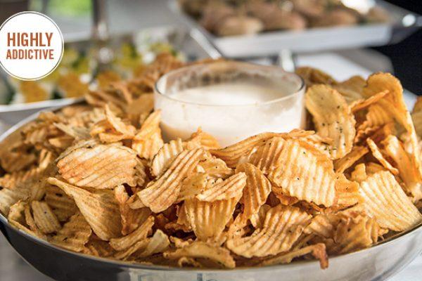 Potato Chip Basket