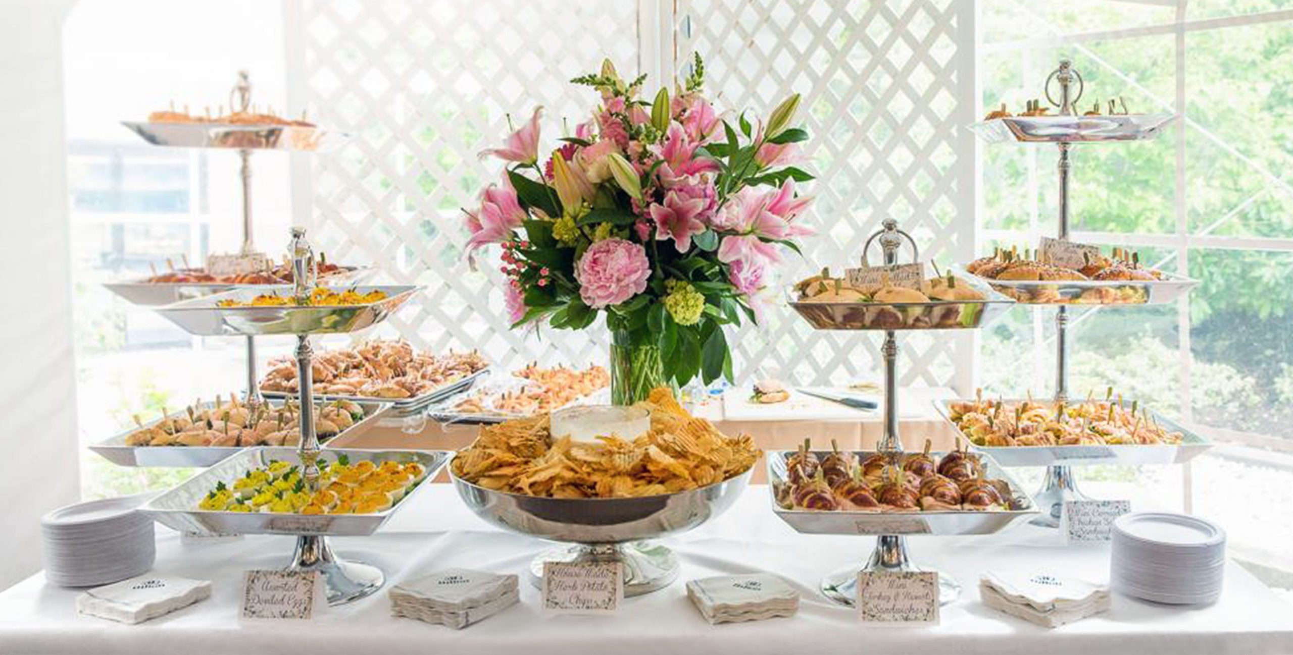 Palmer's Catering - Voted Best Caterer Darien, Rowayton & New Canaan