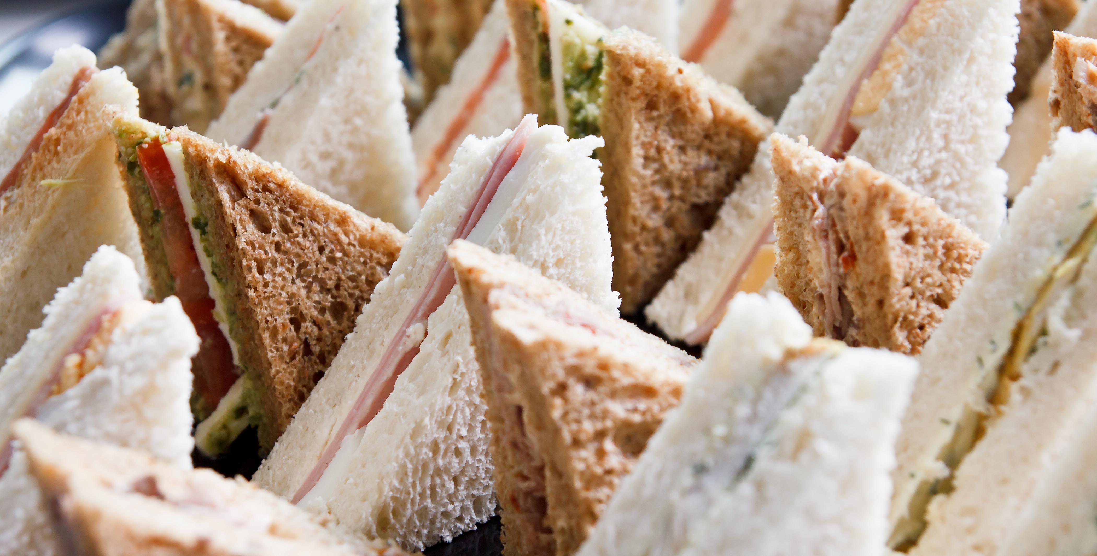 Tea Sandwiches - Palmer's Darien
