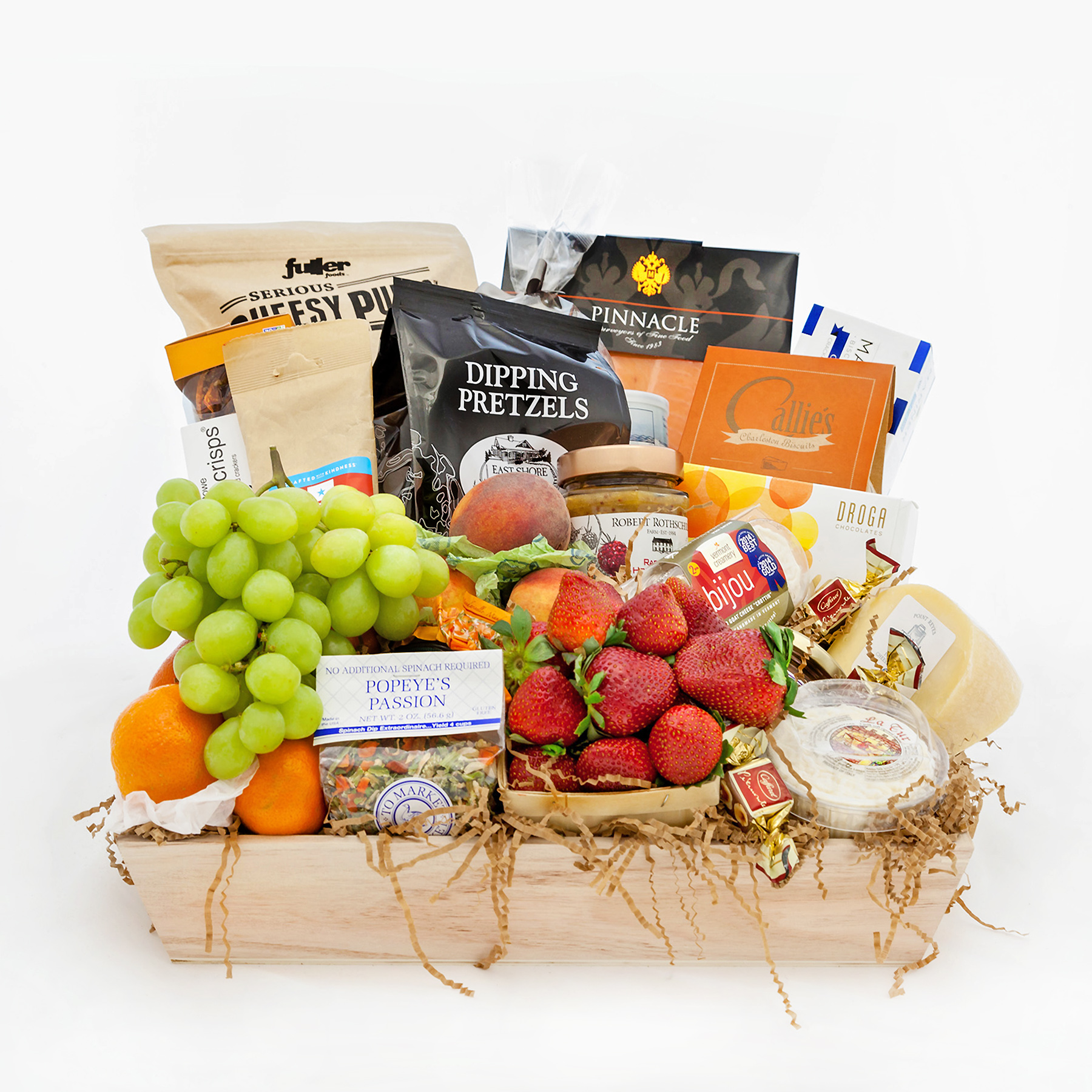 Palmer's Gift Baskets: Made-to-Order and Completely Customizable!