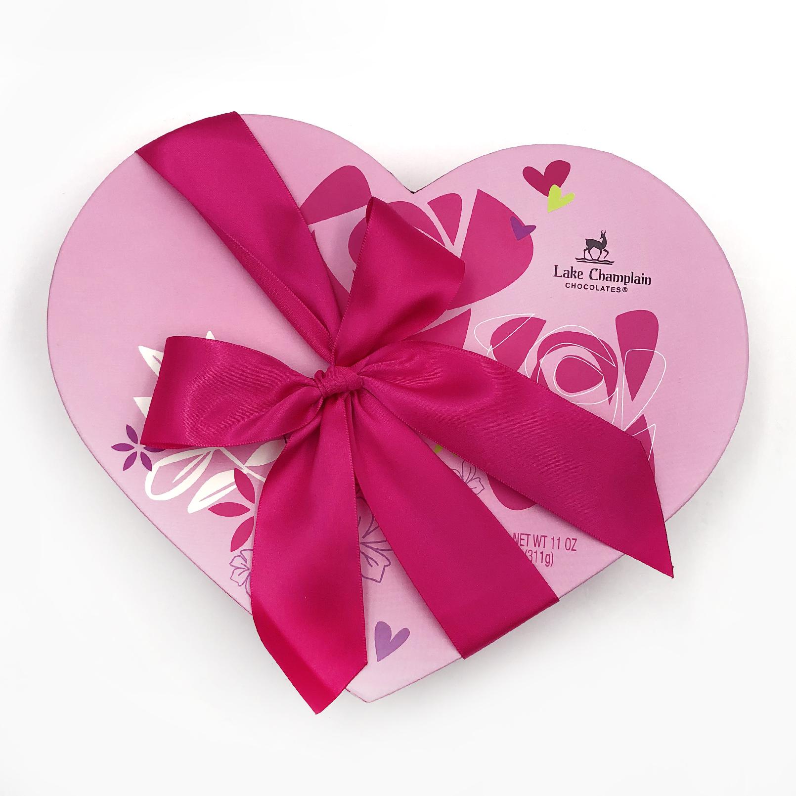 Valentine's Day at Palmer's Market - Chocolates by Lake Champlain