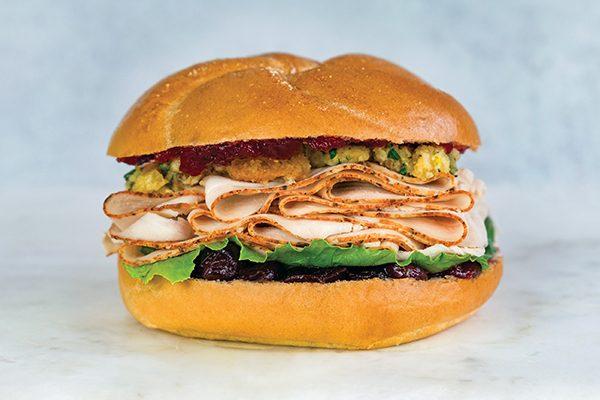Gourmet Sandwiches & Wraps