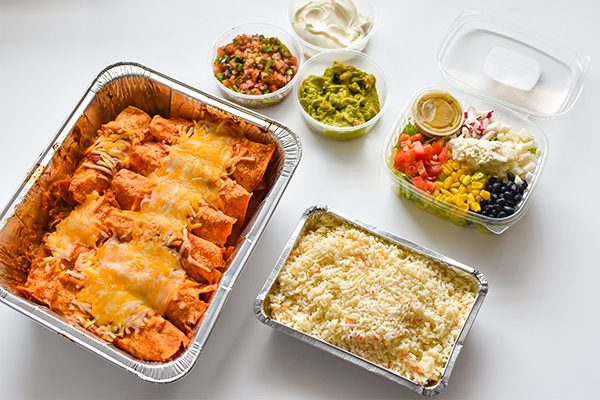 Enchilada Family Meal