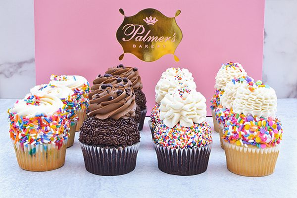 Box of Classic Cupcakes