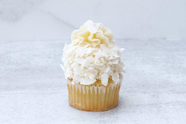 Coco Loco Cupcakes
