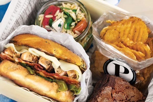 The Sandwich Box