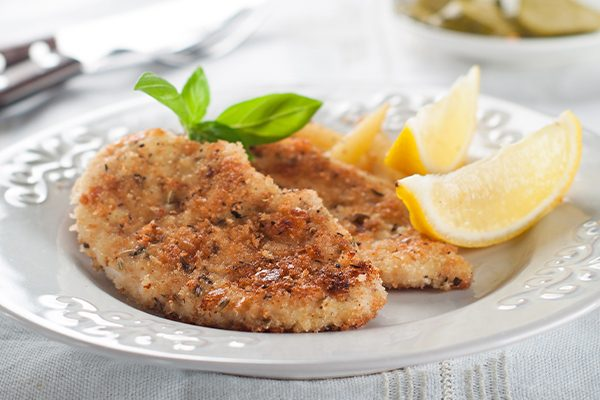 Herb Crusted Chicken Breast