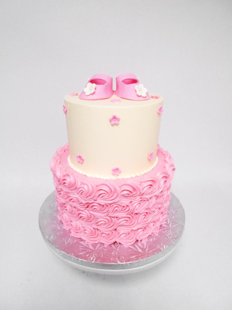 2-Teir-Light-Pink—Baby-Shoe-Topper