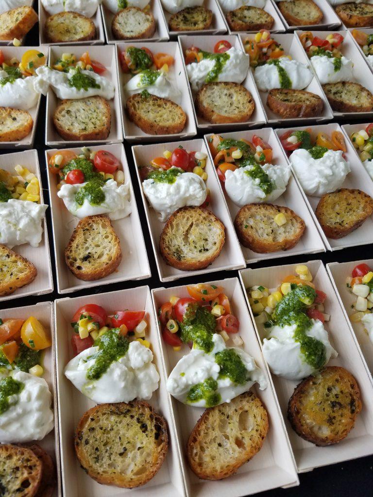 Mini Cheese Plates