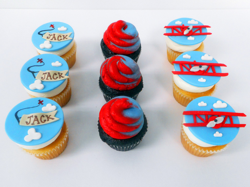 Air-Plane-Cupcakes