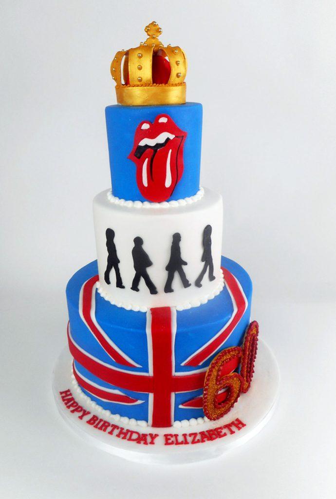 Beatles-Cake