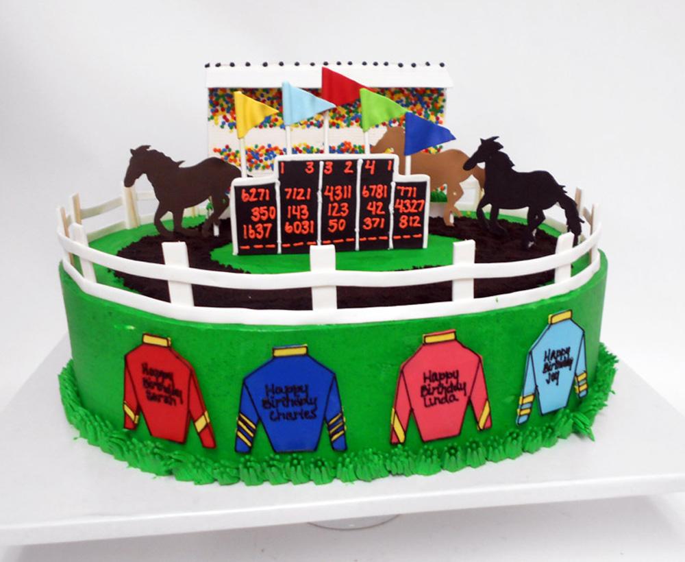 Derby-Cake
