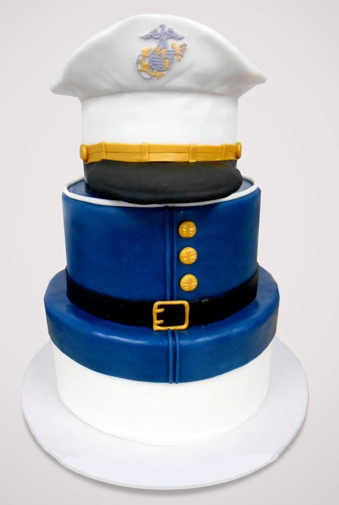 NavyGroomGake