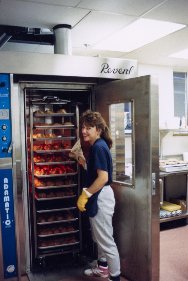 Palemrs – Employees – Bakery – Oven