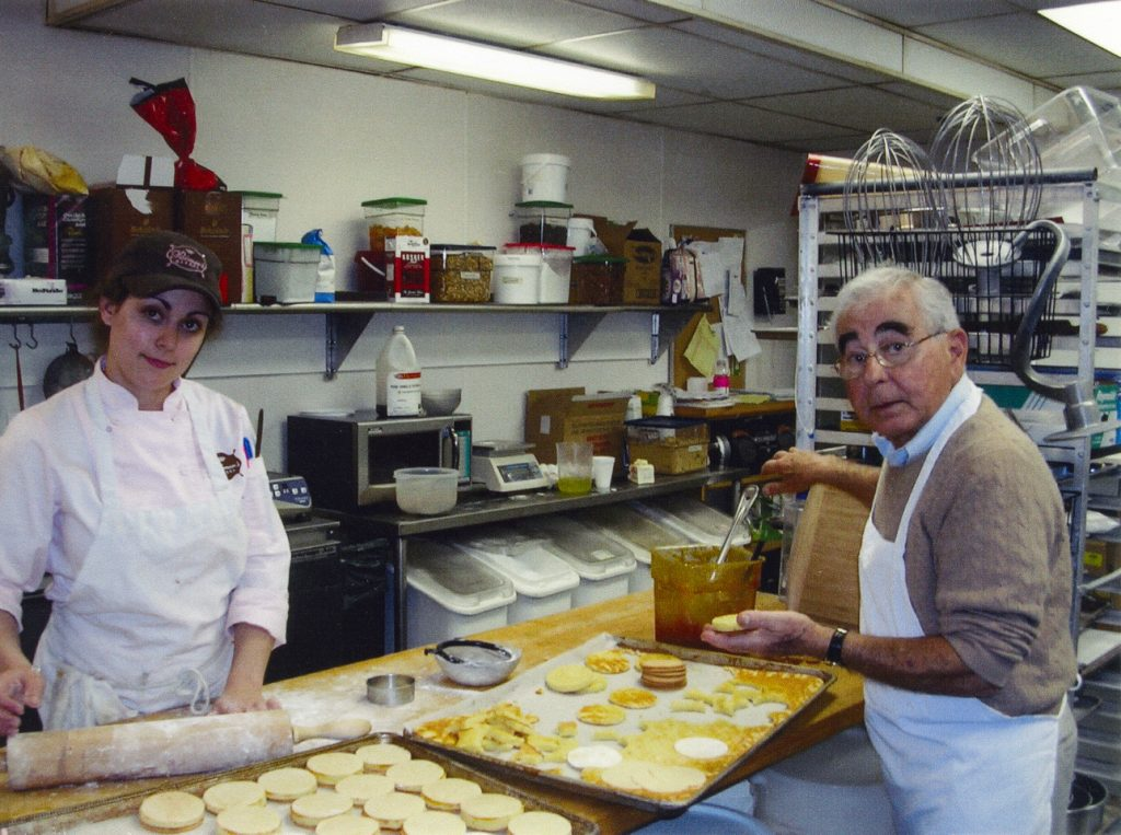 Palmers – Bakery – Megan and Rocco