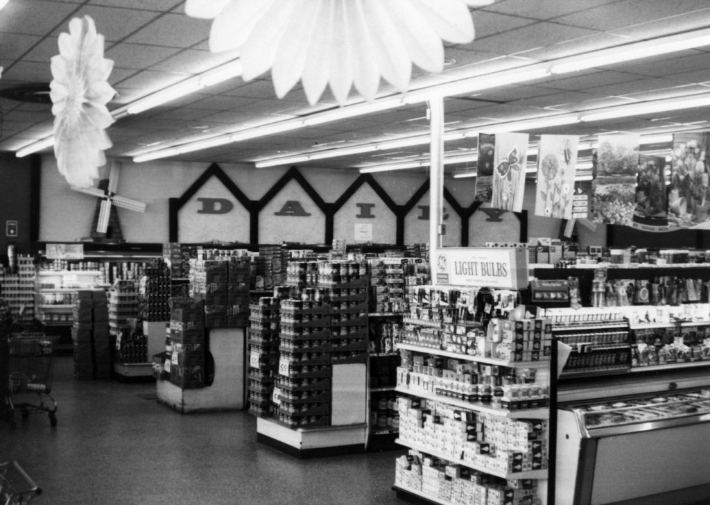 Palmers – In Store – Aisles