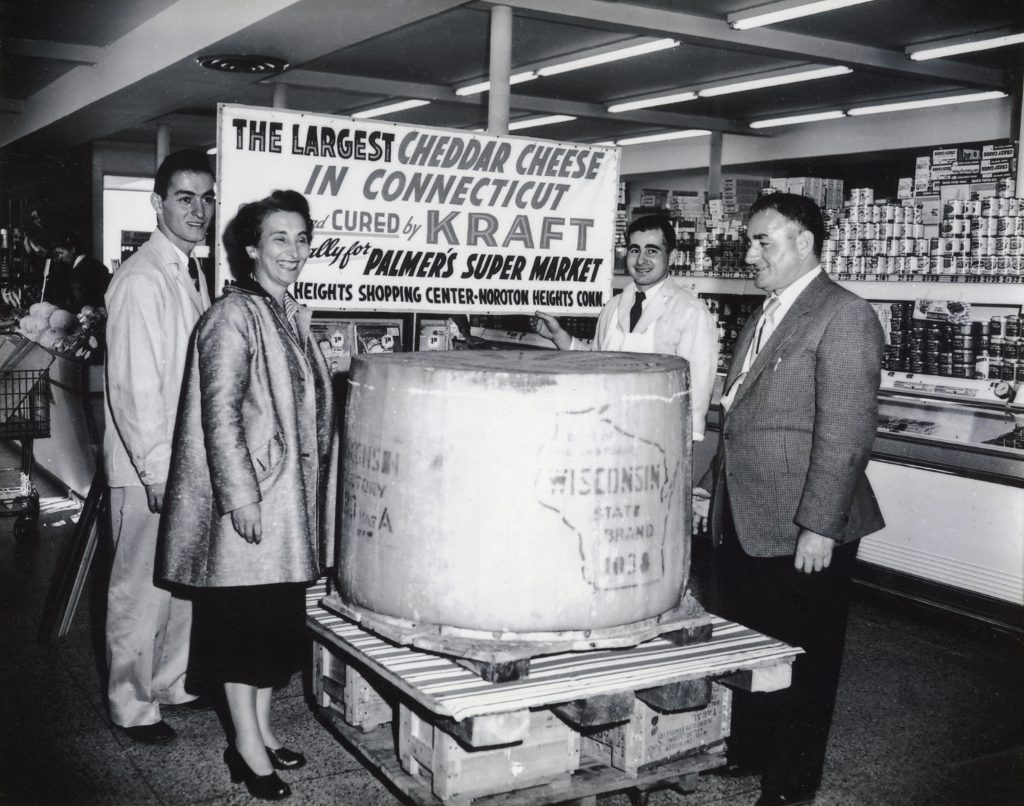 Palmers – Largest Cheese