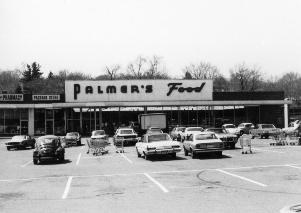 Palmers – Store Front – 04