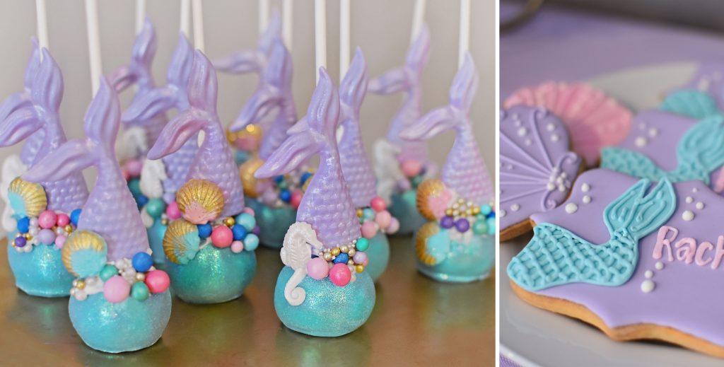 Palmers Bakery – Darien CT – Dessert Bars – Weddings – Events – Kids Party – Mermaids 2
